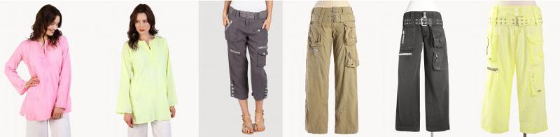 JW pants