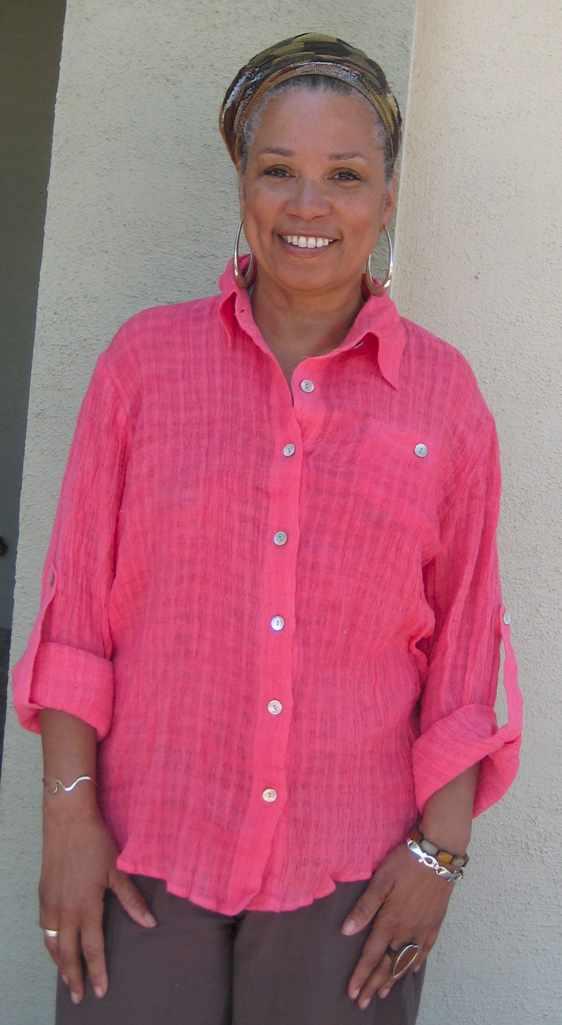 Amira in $18 blouse