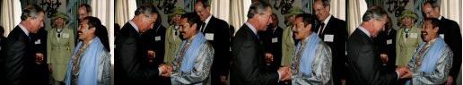 Romio & Prince Charles
