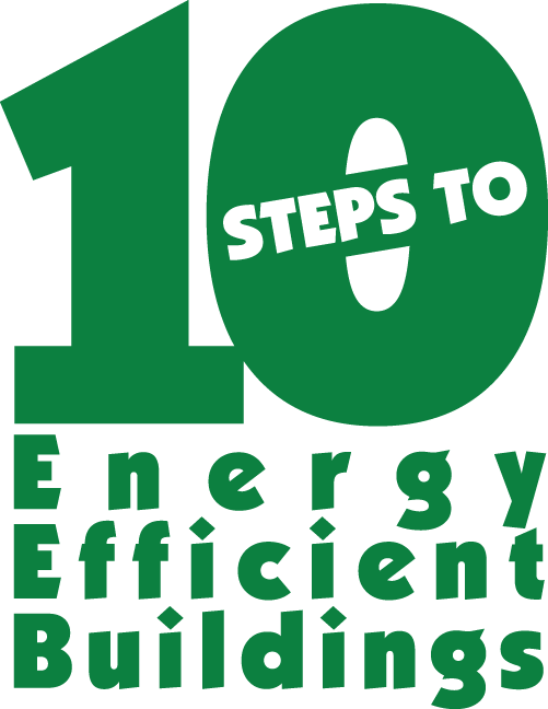 10 Steps to more efficient buildings