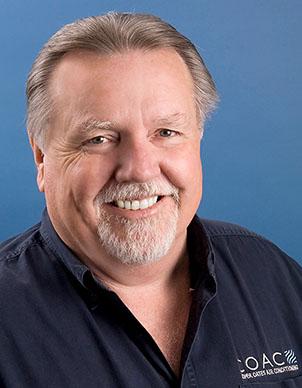 Bob Plotner COAC Service Manager