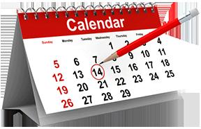 Building Industry Calendar