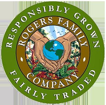 Rogers Family Coffee Logo