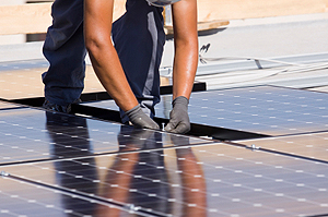 Solar Project Installation