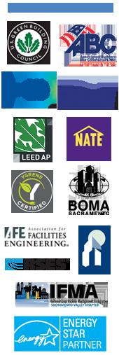 COAC Affiliation Logos