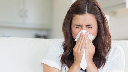 Does AC help cause common colds