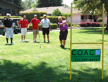 Hydration Station Chipping Contest