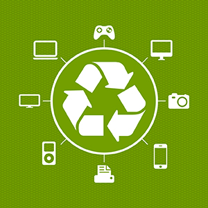 Recycle your old electronics!