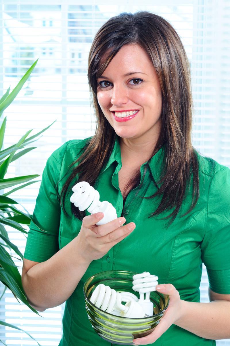Energy-efficient light bulbs