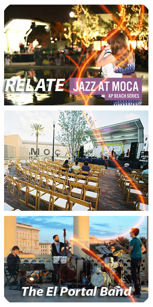 RELATE: Jazz at MOCA in February