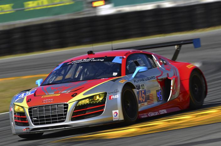 Flying Lizards & Krohn Racing & 24 hours@Daytona