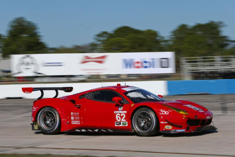 12 Hours of Sebring-GTLM Preview