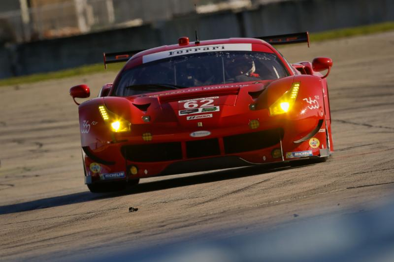 Risi Competizione Pleased with Sebring Test