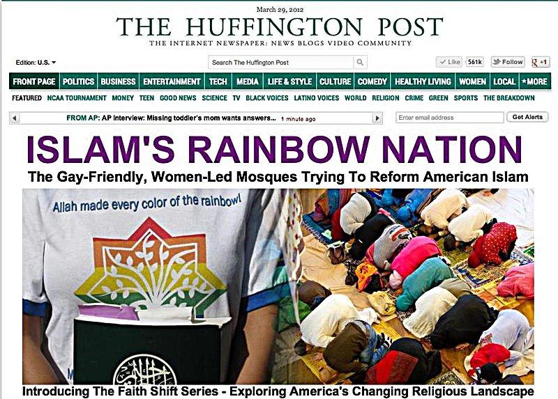 HuffPost 3/2012