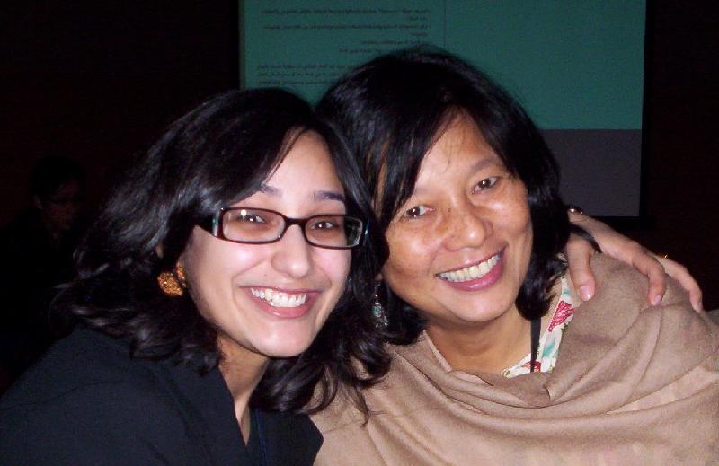 zainah and sara