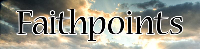 Faithpoints nameplate