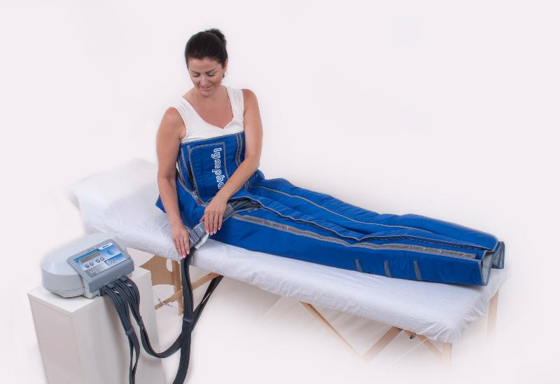 Lympha Pants New Option For Unilateral Leg Treatment