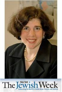 Rabbi Julie Schonfeld - The Jewish Week