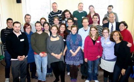 MAROM Europe participants
