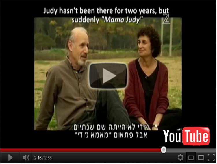 Judy & Steve Gray volunteer with Abayudaya
