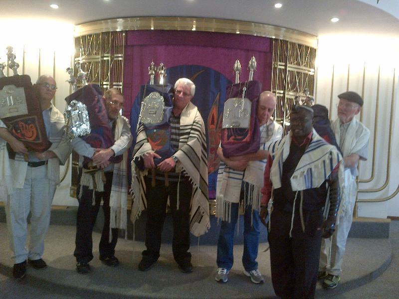 Gershom Sizomu Rabbi Rabbi Gershom Sizomu Rabbi of