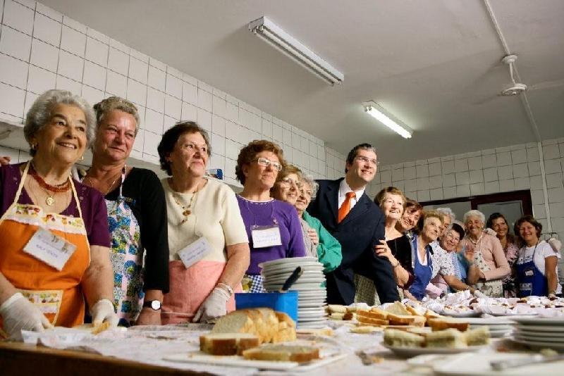 Elderly group CIP Brazil