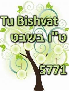Tu Bishvat 5771