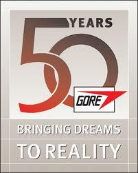 Gore 50 years