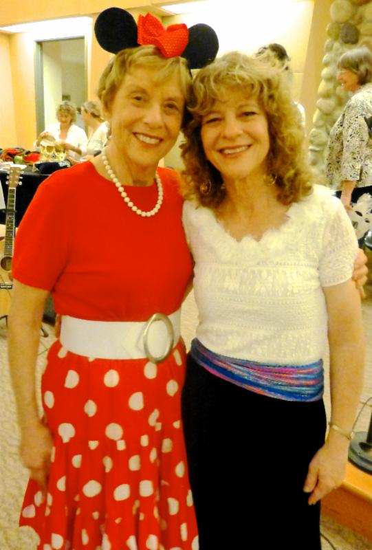 Robin Winston and mom Myrna Kayton