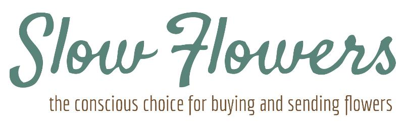SlowFlowers.com LOGO