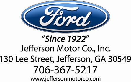 Tgif april 19 2013 for Jefferson ford motor company