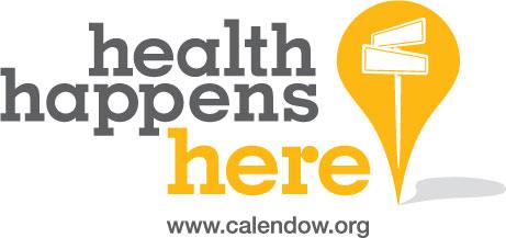 health happens here