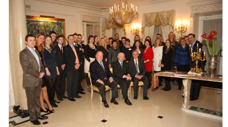 Vilnius Reception