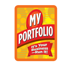 My Portfolio Badge