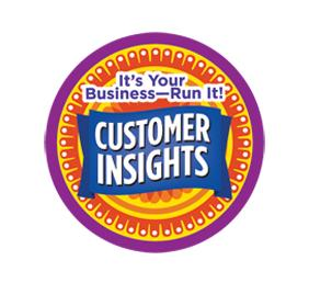 Customer Insights Badge