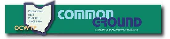 Common Ground Banner