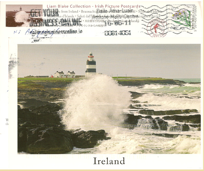 Postcard from Ireland