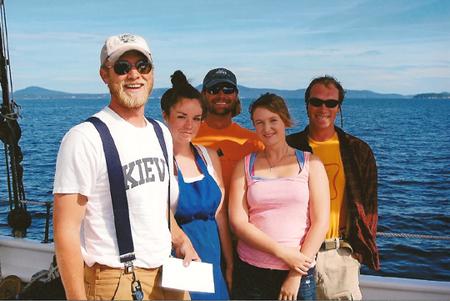 Early 2010 Season Crew by Ralph Smith