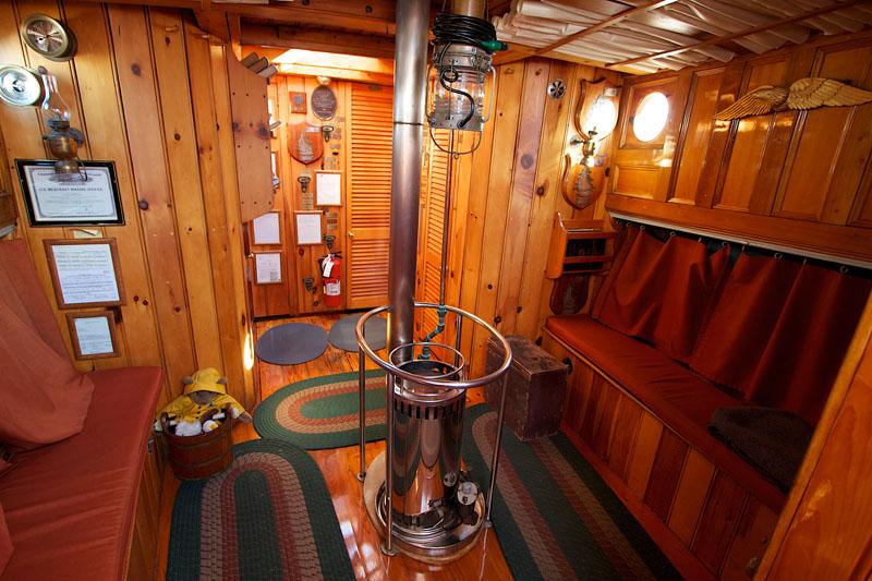 Cozy Aft Cabin