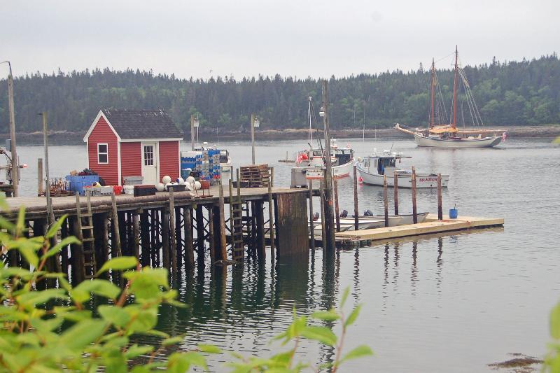 Cutler Harbor, Cutler, Maine