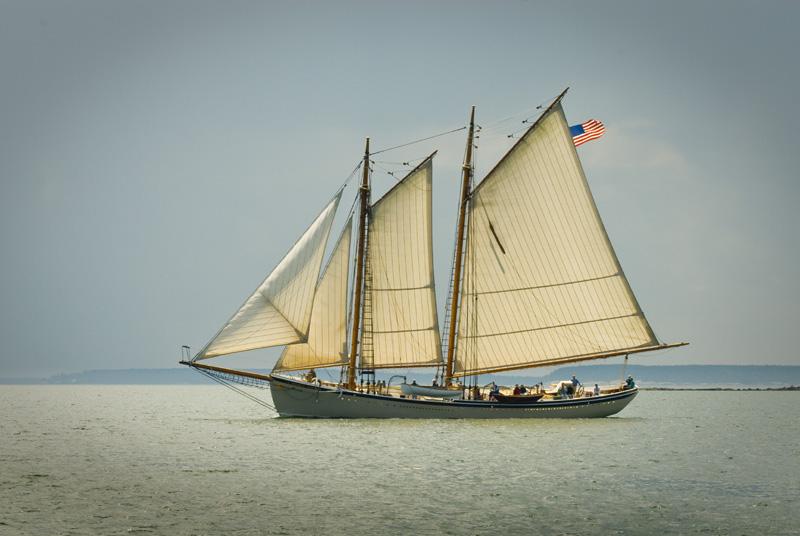 Schooner American Eagle