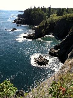 The Bold Coast of Maine