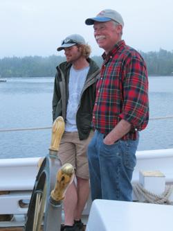 Capt. John & Kelly