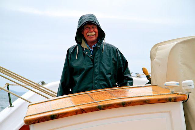 Capt. Foss by Greg Gettens