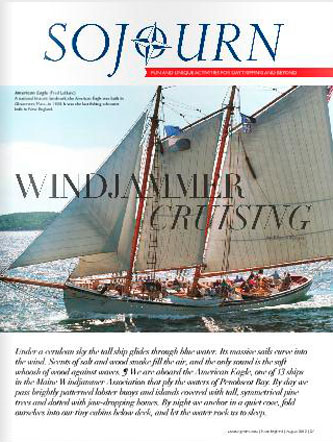 Sojourn: Windjammer Cruising