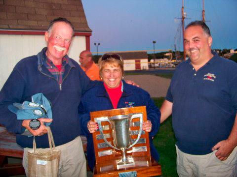 Capt. John, Joanne Marks & Guido Piscitello