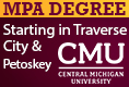 MPA degree taught locally