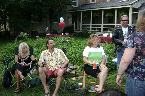 Picnic -  Don Klarer - Melanie Hostetter Gantzer - Kevin House
