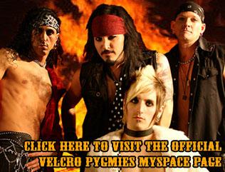 Velcro Pygmies