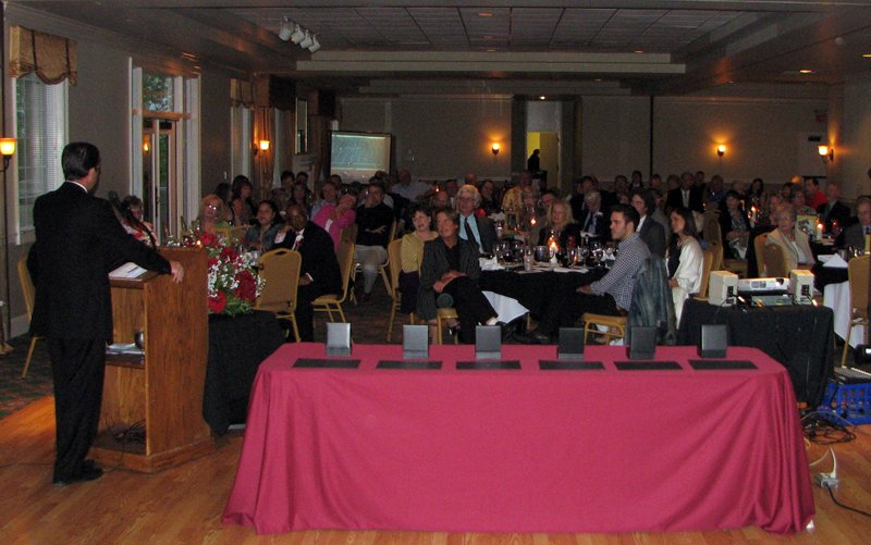 2012 Hall of Fame Audience